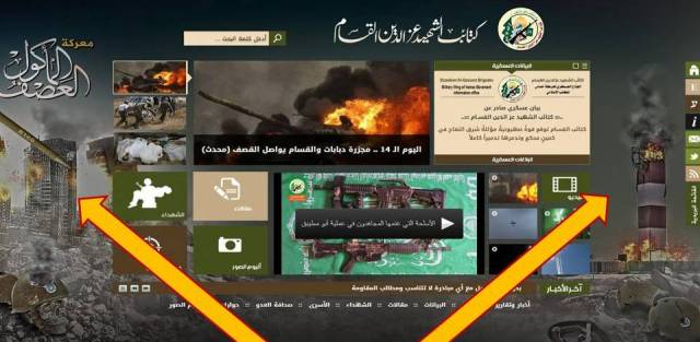 Qassam Website